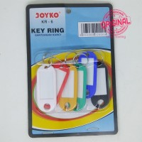 Joyko Key Chain KR 6 (Loose 6 Pieces Per pack)