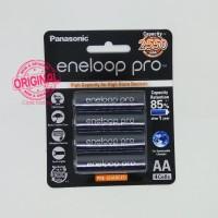 Rechargeable Batteries - Panasonic Eneloop - Pro AA (4 Pieces)