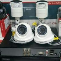 Paket 4ch HIKVISION (Ori Garansi Resmi Hikvision indonesia)