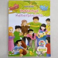 Buku Indahnya Kebersamaan Cerita Inspiratif Plus Nilai Karakter