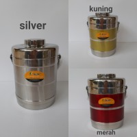 RANTANG THERMOS STAINLESS STEEL MODEL LURUS