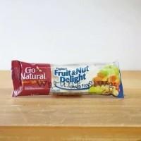 sereal snack bar Go Natural Yoghurt fruit &nut delight 40g Gluten Free