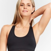 Sport Bra Seamless SOC Black