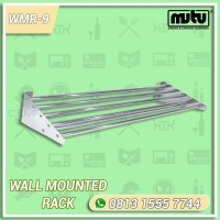 Rak Dinding Perlengkapan Dapur 90 cm | Wall Mounted Rack Mutu WMR-9