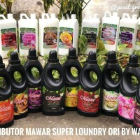 Pewangi dan Pelicin setrika Pakaian Mawar Super Laundry (MSL)