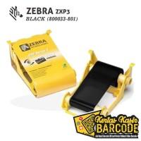 Harga ribbon tinta hitam black printer zebra zxp series 3 zxp3 800033 | Pembandingharga.com