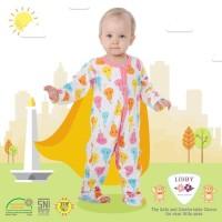 PAKETAN Libby SSP (Sleepsuit Premium) jumper romper panjang anak bayi