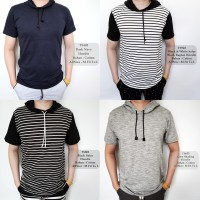 T-Shirt Pria Distro / Kaos Hoodie Cowok Keren / Kaos Modern