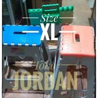 Kursi Lipat Plastik kursi plastik lipat portable uk XL