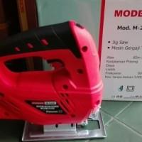 MESIN GERGAJI TRIPLEK POTONG KAYU JIGSAW MODERN M 2200