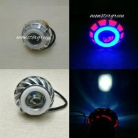 LAMPU PROJIE MINI LED PROJIE LED MINI FOR MOTOR VARIO MIO SUPRA JUPI