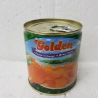 Golden Mandarin Orange