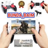 GAMEPAD 5in1 G23M / GAME PAD LIPAT MOBILE LEGEND TRIGGER PUBG COMBO