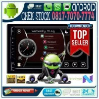 TAPE MOBIL HEAD UNIT ANDROID TOMIKO 7 - INCH. OS 7.1.2 - MTECH 8803