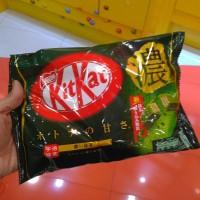 kitkat green tea import