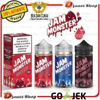 Authentic Liquid JAM MONSTER 100ml made in USA - Liquid Import