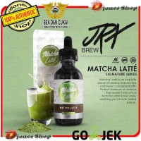 Authentic Liquid MATCHA LATTE 60ml By JRX BREW -Liquid Vape