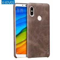 PROMO X-LEVEL VINTAGE Xiaomi Redmi Note 5 Pro leather back cover MASB