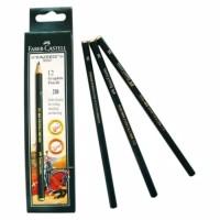 Pensil Serut 2B Faber Castell ORIGINAL