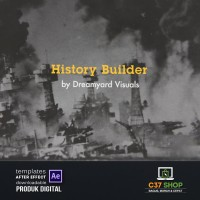 THE HISTORY BUILDER | Videohive After Effect Template