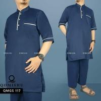 Gamis Setelan Qomishu Size S-XL