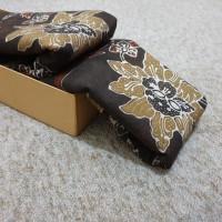 Kain Batik Semi Tulis Pewarna Alam Banyumas, Kembang Malur 1