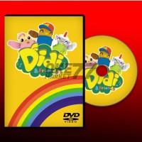 DVD VIDEO LAGU DIDI & FRIENDS [ 45 LAGU ]