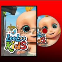 DVD VIDEO LAGU ANAK LOOLOO KIDS [ 70 LAGU ]