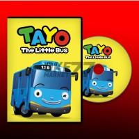 DVD FILM ANAK TAYO THE LITTLE BUS