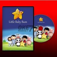 DVD VIDEO LAGU ANAK LITTLE BABY BUM [ 80 LAGU ]