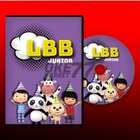 DVD VIDEO LAGU ANAK LBB JUNIOR [ 70 LAGU ]