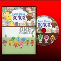 DVD VIDEO LAGU ANAK SUPER SIMPLE SONGS [ 65 LAGU ]