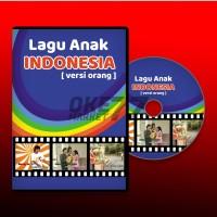 DVD VIDEO LAGU ANAK INDONESIA VERSI ORANG