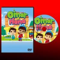 DVD ANAK OMAR DAN HANA 40 LAGU