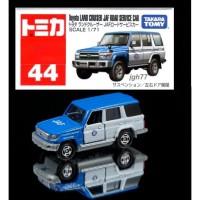 Js Tomica 44 Toyota Land Cruiser JAF Road Service Car Limited