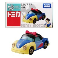 JS DM Poppins Princess Snow Tomica Disney Motors Limited