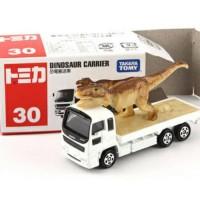 Js Dinosaur Carrier No 30 Tomica Limited