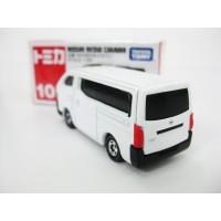 Js Nissan NV350 Caravan white no 105 Tomica reguler Limited