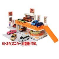 JS CAR DEALER AutoBack Tomica Town BUILD City Takara tomy Limited