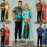 BatikStore Couple Citra Vaganza sarimbit batik Batik Fashion