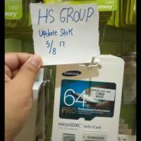 Terlaris Kartu Memory Samsung Ori 99% Class 10 64Gb 64 Gb Memory Card