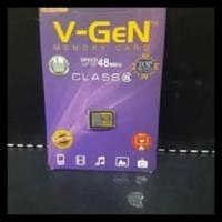 Terlaris Micro Sd Vgen 8 Gb Class 6 - Mmc Vgen 8 Gb Class 6 Best