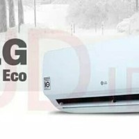 AC LG T06EMV 1/2pk Smart Inventer + Pasang