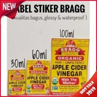 Harga label stiker bragg logo cuka | antitipu.com