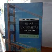Harga buku original fisika universitas edisi kesepuluh jilid | Pembandingharga.com
