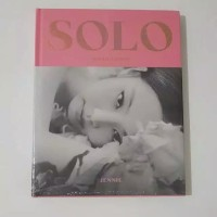 Jennie solo photobook special