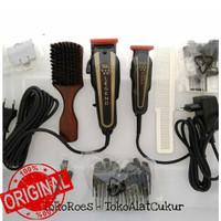 Alat Mesin Cukur WAHL Barber Combo Legend + Hero ORI USA Barbershop