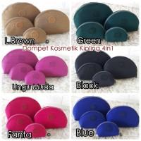 Dompet Wanita Import Dompet Kosmetik Kipling Import 4in1