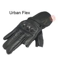 URBANflex sarung tangan kulit asli garut pengendara motor
