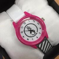 Jam tangan QQ SOLAR MINI Ladies 2838